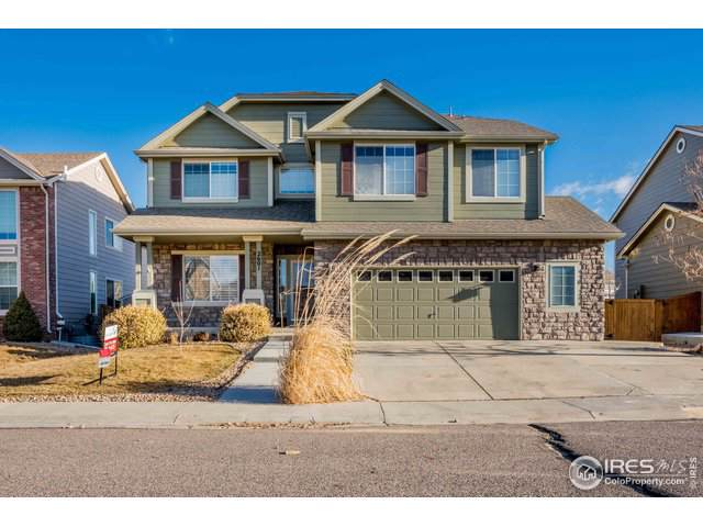 2601 E 148th Dr, Thornton, CO 80602 (MLS #901305) :: 8z Real Estate