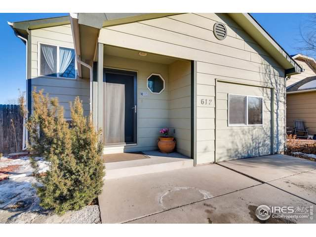 612 10th St, Fort Collins, CO 80524 (MLS #901309) :: Keller Williams Realty