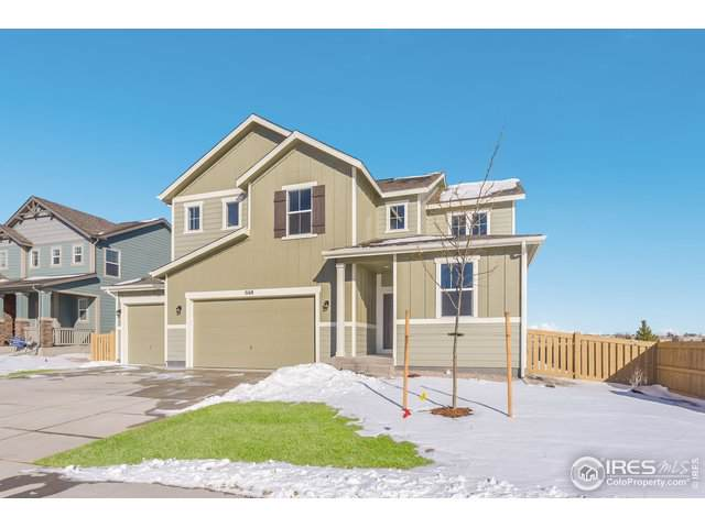 5168 Odessa Lake St, Timnath, CO 80547 (MLS #901343) :: 8z Real Estate