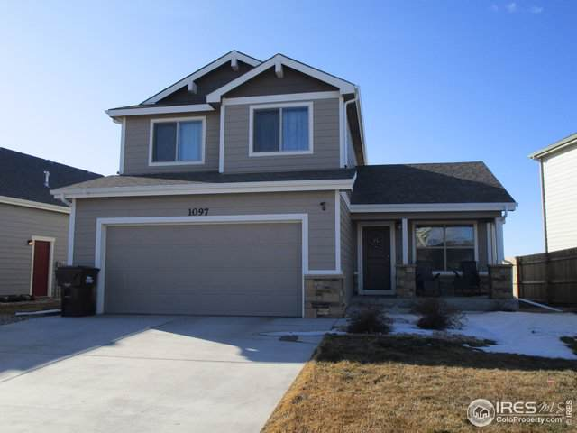 1097 Johnson St, Wiggins, CO 80654 (#901355) :: The Peak Properties Group