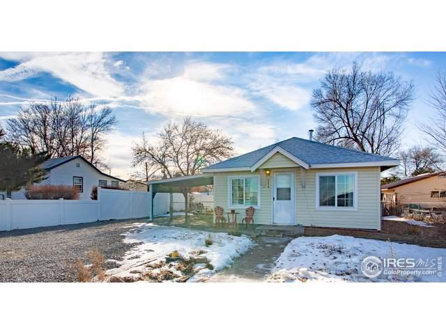 246 Todd Ave, La Salle, CO 80645 (MLS #901363) :: J2 Real Estate Group at Remax Alliance