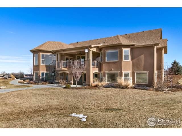 3517 Snowy Egret Ln, Berthoud, CO 80513 (#901366) :: The Brokerage Group