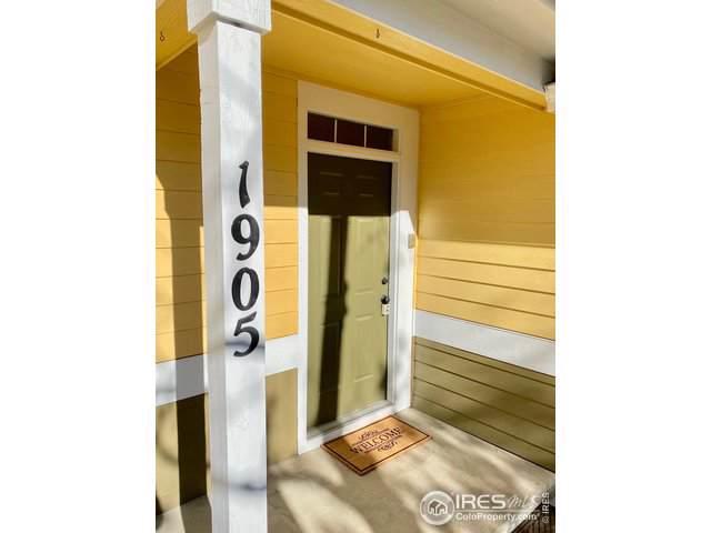 635 Gooseberry Dr #1905, Longmont, CO 80503 (MLS #901368) :: 8z Real Estate