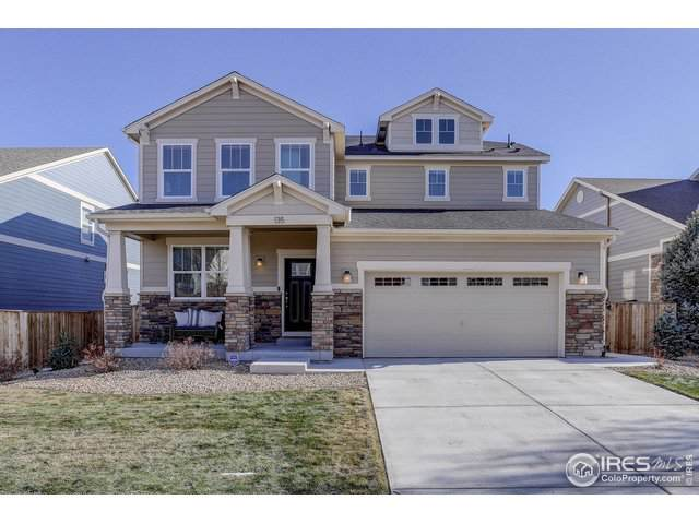 135 Northrup Dr, Erie, CO 80516 (MLS #901373) :: Colorado Home Finder Realty