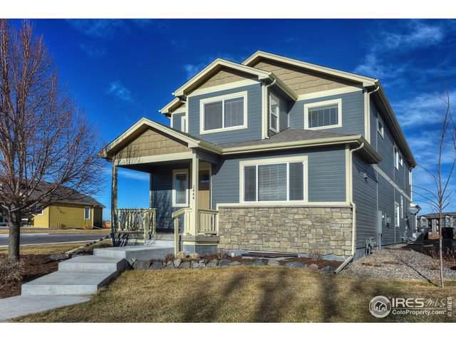 1444 Moonlight Dr, Longmont, CO 80504 (MLS #901396) :: 8z Real Estate