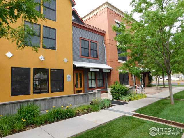 325 Cherry St #212, Fort Collins, CO 80521 (MLS #901405) :: Downtown Real Estate Partners