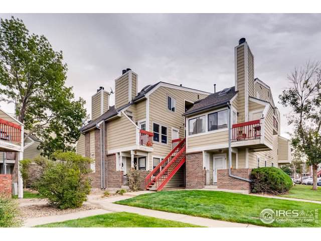 14561 E Ford Pl #15, Aurora, CO 80012 (MLS #901406) :: Hub Real Estate