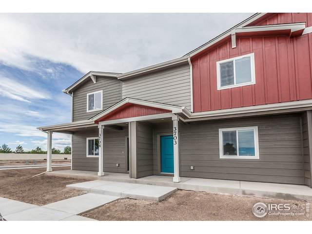 3692 Ronald Reagan Ave, Wellington, CO 80549 (MLS #901408) :: 8z Real Estate