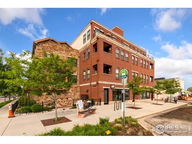 220 Willow St #302, Fort Collins, CO 80524 (MLS #901423) :: J2 Real Estate Group at Remax Alliance
