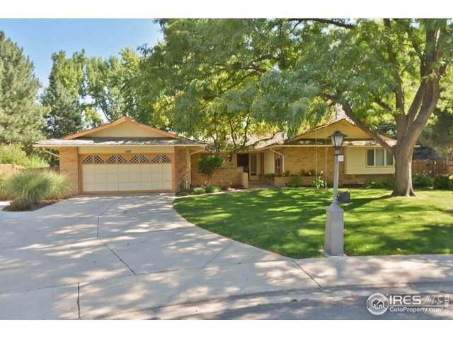 1169 Winslow Cir, Longmont, CO 80504 (MLS #901428) :: Bliss Realty Group