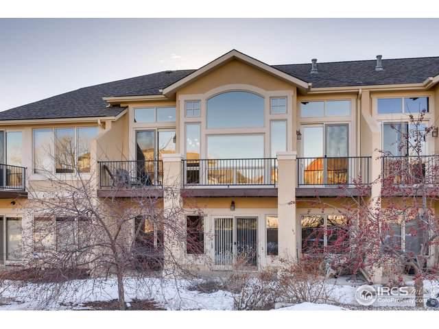 4720 Dusty Sage Loop #3, Fort Collins, CO 80526 (MLS #901430) :: 8z Real Estate
