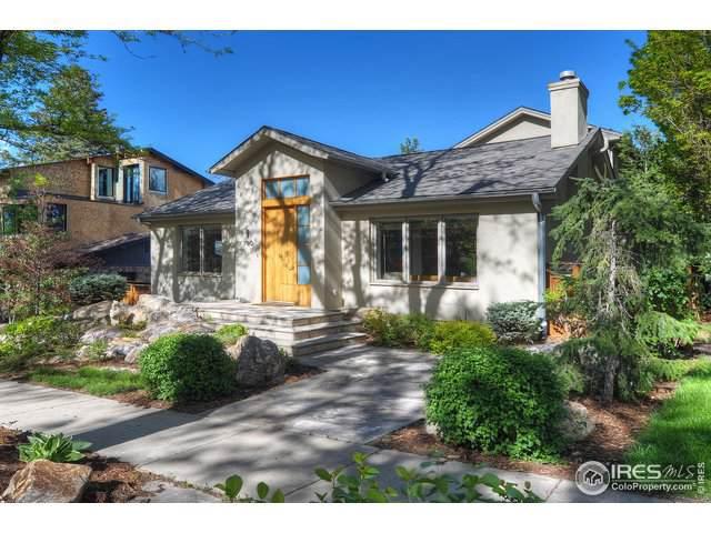 780 Grant Pl, Boulder, CO 80302 (MLS #901432) :: Colorado Home Finder Realty