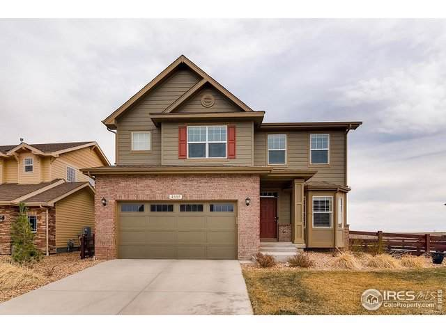 2137 Longfin Dr, Windsor, CO 80550 (MLS #901435) :: Colorado Real Estate : The Space Agency
