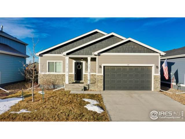 1015 Sunrise Cir, Milliken, CO 80543 (MLS #901445) :: Colorado Home Finder Realty