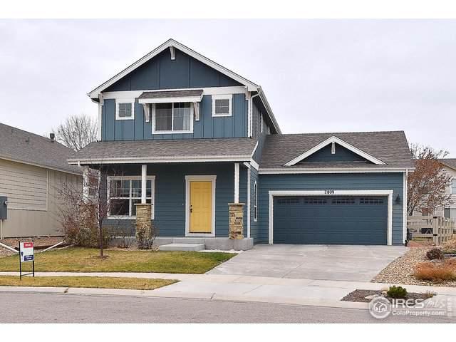 2809 Breton Way, Fort Collins, CO 80525 (MLS #901447) :: J2 Real Estate Group at Remax Alliance