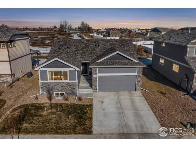 248 Castle Dr, Severance, CO 80550 (MLS #901450) :: Bliss Realty Group