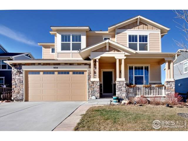 930 Homestead Ct, Erie, CO 80516 (MLS #901476) :: 8z Real Estate