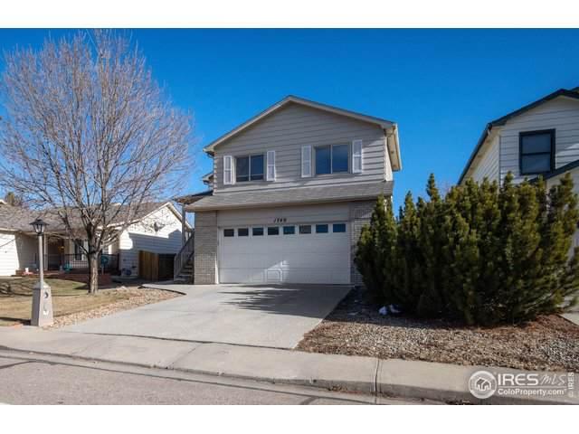 1740 Spencer St, Longmont, CO 80501 (MLS #901478) :: 8z Real Estate