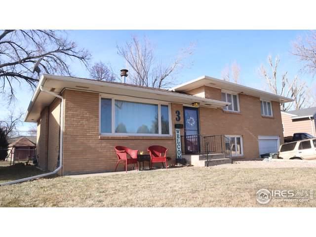 3 Circle Dr, Brush, CO 80723 (MLS #901488) :: 8z Real Estate