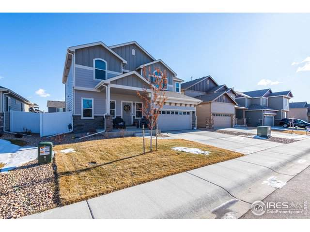 5635 Clarence Dr, Windsor, CO 80550 (#901489) :: The Dixon Group