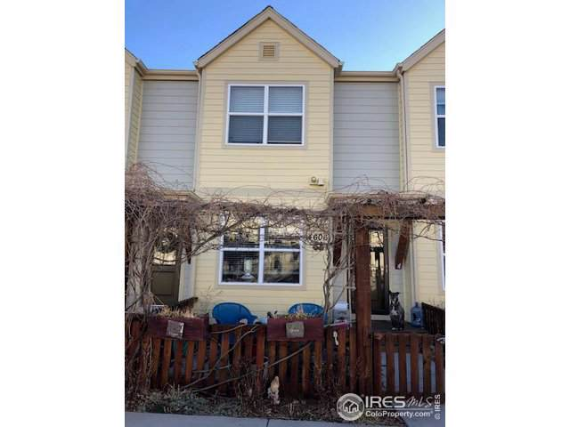 4606 16th St #9, Boulder, CO 80304 (#901498) :: The Peak Properties Group
