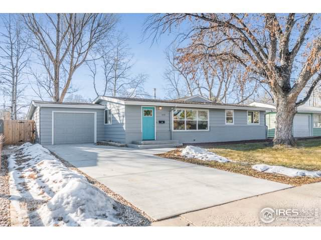 1216 W 10th St, Loveland, CO 80537 (MLS #901507) :: Bliss Realty Group