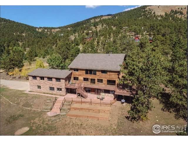 900 Primos Rd, Boulder, CO 80302 (MLS #901510) :: 8z Real Estate