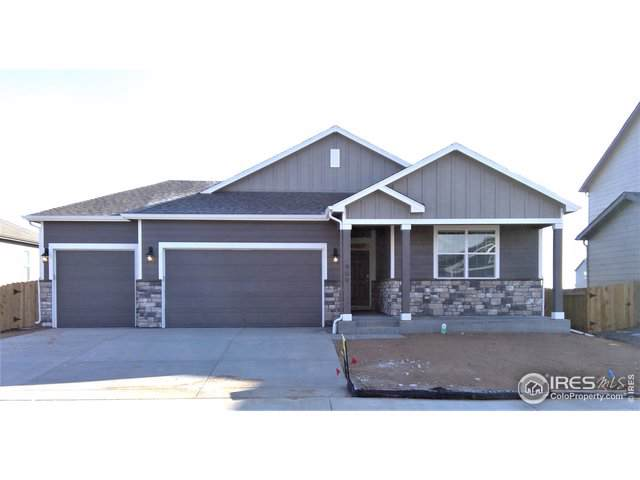 909 Camberly Dr, Windsor, CO 80550 (MLS #901511) :: Colorado Real Estate : The Space Agency