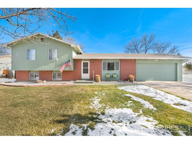 2906 Stover St, Fort Collins, CO 80525 (#901516) :: The Griffith Home Team