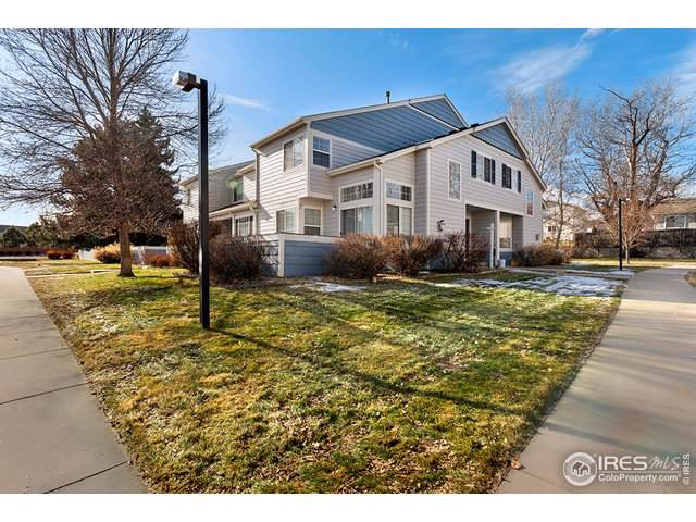 1419 Red Mountain Dr #115, Longmont, CO 80504 (MLS #901556) :: 8z Real Estate