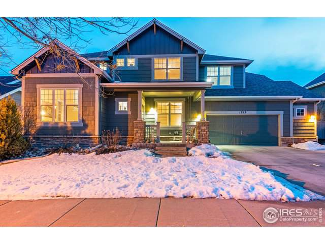 1215 Nassau Way, Fort Collins, CO 80525 (MLS #901563) :: Downtown Real Estate Partners