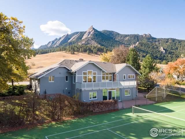 601 Baseline Rd, Boulder, CO 80302 (MLS #901569) :: Colorado Home Finder Realty