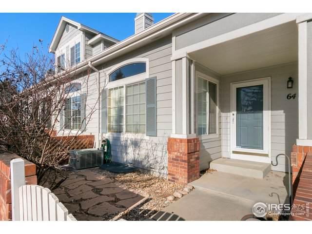 4500 Seneca St #64, Fort Collins, CO 80526 (MLS #901571) :: 8z Real Estate