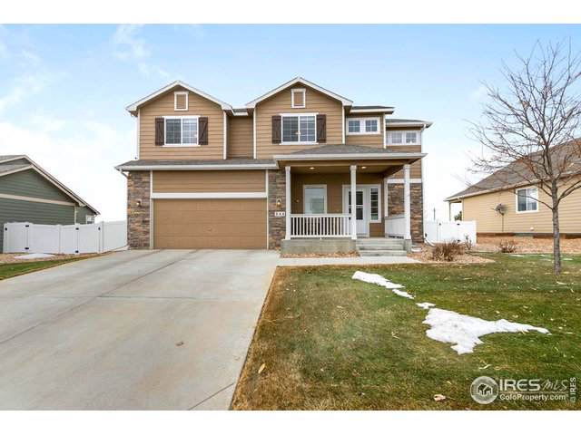 344 Sycamore Ave, Johnstown, CO 80534 (MLS #901582) :: Bliss Realty Group