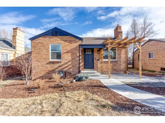 2928 Eudora St, Denver, CO 80207 (MLS #901584) :: 8z Real Estate