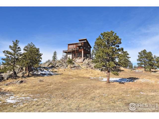 810 Manhead Mountain Dr, Livermore, CO 80536 (MLS #901587) :: Bliss Realty Group