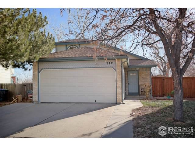 1812 Rice St, Longmont, CO 80501 (MLS #901590) :: 8z Real Estate