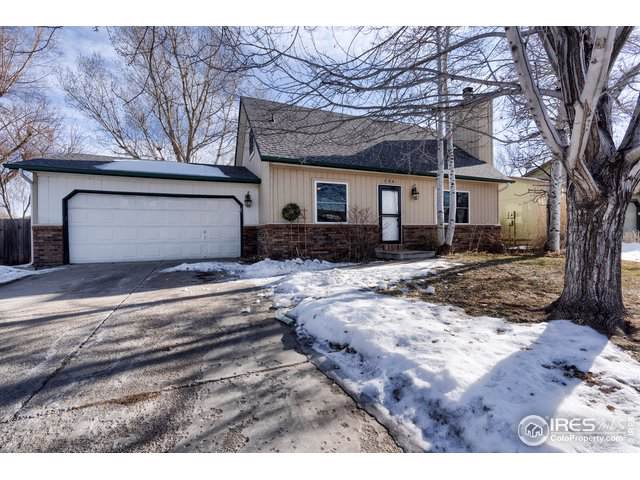 126 43rd Ave Ct, Greeley, CO 80634 (MLS #901597) :: J2 Real Estate Group at Remax Alliance