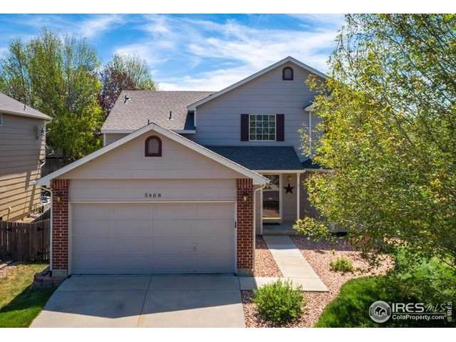 5408 Lynx St, Frederick, CO 80504 (MLS #901601) :: Bliss Realty Group