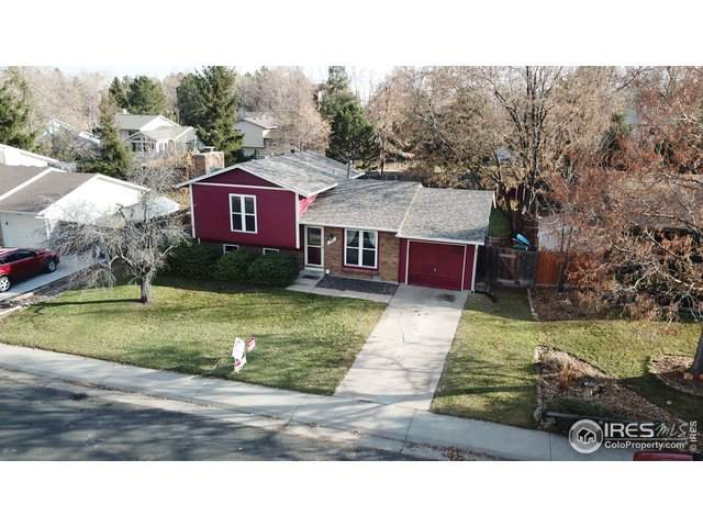 504 Sunnyside St, Louisville, CO 80027 (MLS #901635) :: 8z Real Estate