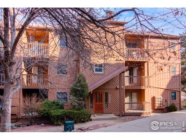 2882 Sundown Ln #106, Boulder, CO 80303 (MLS #901638) :: Colorado Home Finder Realty
