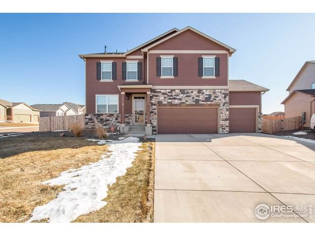 911 Pierson Ct, Windsor, CO 80550 (#901640) :: The Griffith Home Team
