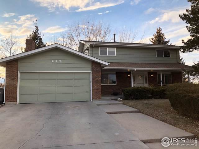 617 40th Ave, Greeley, CO 80634 (MLS #901655) :: 8z Real Estate