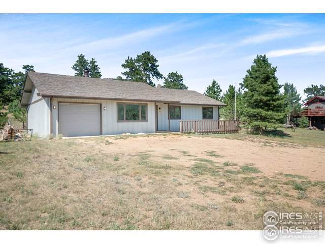 2381 Larkspur Ave, Estes Park, CO 80517 (#901660) :: The Peak Properties Group