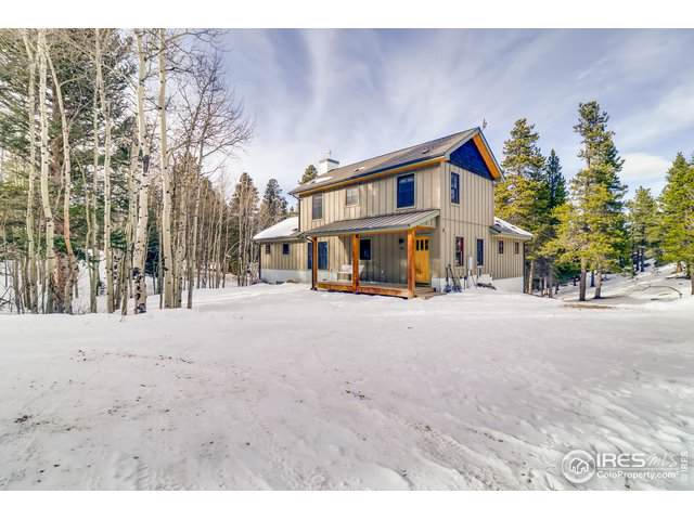 82 Saint Vrain Trl, Ward, CO 80481 (#901665) :: The Griffith Home Team