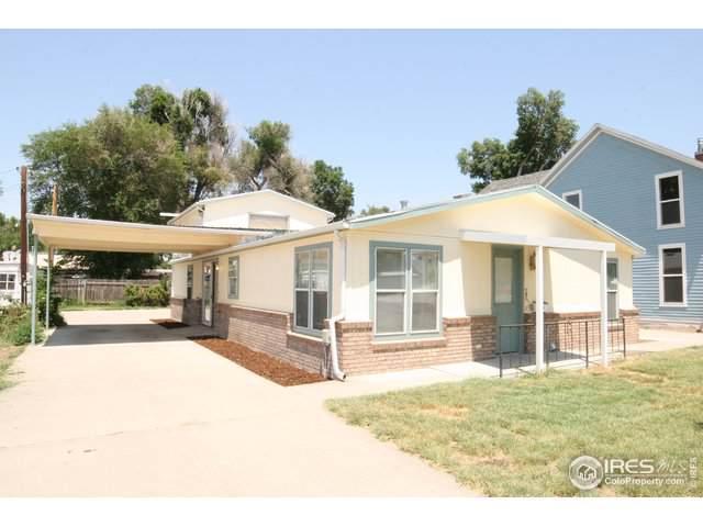 521 W Railroad Ave, Fort Morgan, CO 80701 (MLS #901674) :: 8z Real Estate