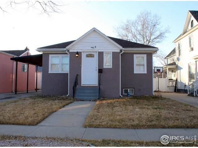 309 Meeker St, Fort Morgan, CO 80701 (MLS #901680) :: 8z Real Estate