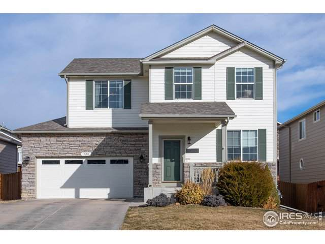 520 Peyton Dr, Fort Collins, CO 80525 (#901689) :: The Griffith Home Team