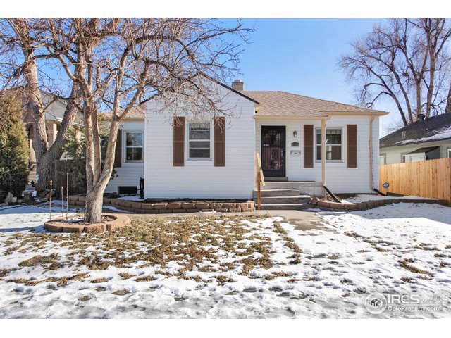 2510 Harlan St, Edgewater, CO 80214 (MLS #901721) :: Bliss Realty Group