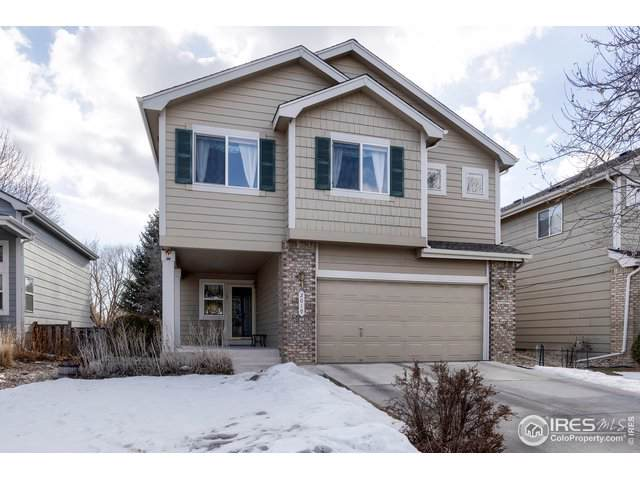 2019 Angelo Dr, Fort Collins, CO 80528 (MLS #901725) :: Colorado Home Finder Realty